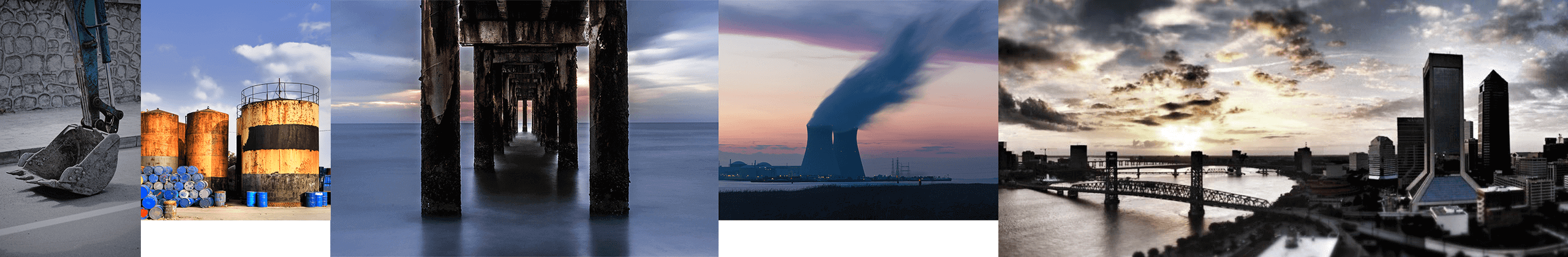banner image with composite of environmental photos
